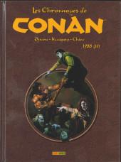 Les chroniques de Conan -26- 1988 (II)