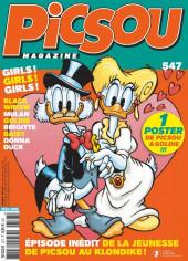 Picsou Magazine -547- Picsou Magazine n°547