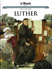 Les grands Personnages de l'Histoire en bandes dessinées -31- Luther