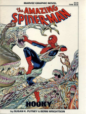 Marvel Graphic Novel (Marvel comics - 1982) -22- Hooky