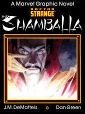 Marvel Graphic Novel (Marvel comics - 1982) -23- Into Shamballa