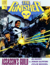 Marvel Graphic Novel (Marvel comics - 1982) -40- The Punisher: Assassin's Guild