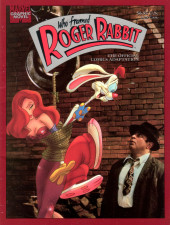 Marvel Graphic Novel (Marvel comics - 1982) -41- Who Framed Roger Rabbit