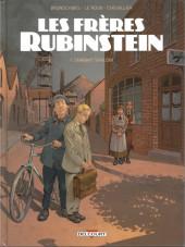 Les frères Rubinstein -1- Shabbat Shalom