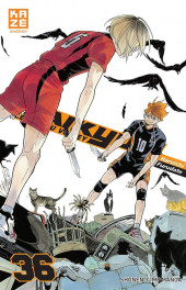 Haikyu !! Les As du Volley -36- Tome 36