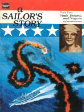 Marvel Graphic Novel (Marvel comics - 1982) -48- A Sailor's Story book 2: Winds, Dreams, and Dragons