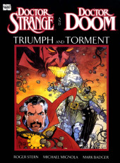 Marvel Graphic Novel (Marvel comics - 1982) -49- Doctor Strange and Doctor Doom: Triumph and Torment