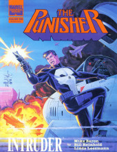 Marvel Graphic Novel (Marvel comics - 1982) -51- The Punisher: Intruder