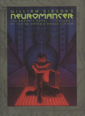 Marvel Graphic Novel (Marvel comics - 1982) -52- William Gibson's Neuromancer: The Graphic Novel
