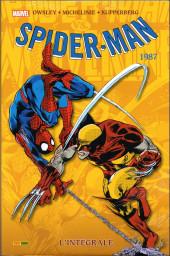 Spider-Man (L'Intégrale) -25INT- Spider-man : l'intégrale 1987