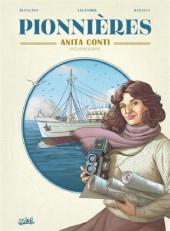 Pionnières -1- Anita Conti - Océanographe