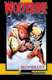 Marvel Graphic Novel (Marvel comics - 1982) -65- Wolverine: Bloodlust