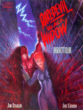 Marvel Graphic Novel (Marvel comics - 1982) -75- Daredevil/Black Widow: Abattoir