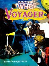 Marvel Graphic Novel (Marvel U.K - 1985) -1- Doctor Who: Voyager