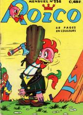 Roico -114- Numéro 114