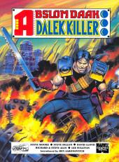 Marvel Graphic Novel (Marvel U.K - 1985)