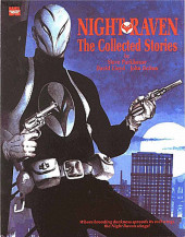Marvel Graphic Novel (Marvel U.K - 1985) -5- Night Raven: The Collected Stories