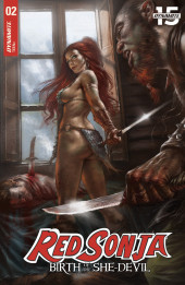 Red Sonja: Birth of the She Devil -2A- Issue # 2