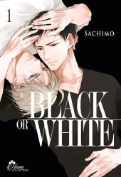 Black or White -1- Tome 1