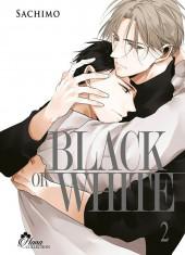 Black or White -2- Tome 2