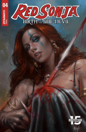 Red Sonja: Birth of the She Devil -4A- Issue # 4