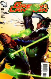 Green Lantern (2005) -13- Revenge Of The Green Lanterns, Part 4