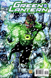 Green Lantern (2005) -14- Wanted: Hal Jordan, Part 1