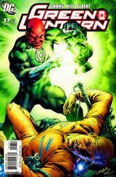 Green Lantern (2005) -17- Wanted: Hal Jordan, Part 4