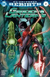 Green Lanterns (2016) -2- Rage Planet, Part Two