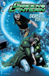 Green Lantern Vol.5 (DC Comics - 2011) -49- The Roar Of Silence