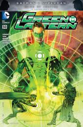 Green Lantern Vol.5 (DC Comics - 2011) -50- Reflections