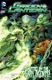 Green Lantern Vol.5 (DC Comics - 2011) -51- State Of Transformation
