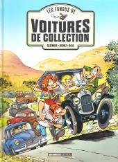 Les fondus de voitures de collection -1- Tome 1