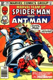 Marvel Team-Up Vol.1 (Marvel comics - 1972)