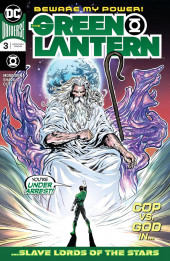 Green Lantern (The) (2019)  -3- Slave Lords of the Stars