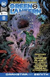 Green Lantern (The) (2019)  -5- Blackstar At Zenith