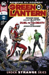 Green Lantern (The) (2019)  -6- Under Strange Skies