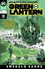 Green Lantern (The) (2019)  -7- Emerals Sands