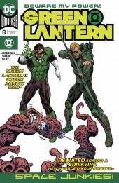 Green Lantern (The) (2019)  -8- Space Junkies