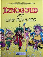 Iznogoud -16b2004- Iznogoud et les femmes