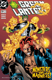 Green lantern (1990) -134- While Rome Burned, Part 3: All That Glistens