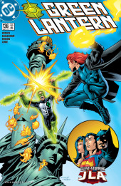 Green lantern (1990) -136- While Rome Burned, Part 5