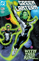 Green lantern (1990) -138- Home from Home, Part 1