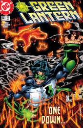 Green lantern (1990) -141- House On Fire, Part 1