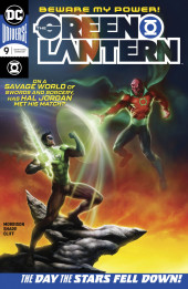 Green Lantern (The) (2019)  -9- the Day The Stars Fell Down