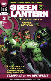 Green Lantern (The) (2019)  -10- Guardians Of The Multiverse