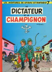 Spirou et Fantasio -7b1984- Le dictateur et le champignon