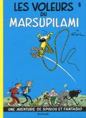Spirou et Fantasio -5Ind2013- Les voleurs du Marsupilami