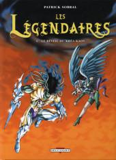 Les légendaires -4a2006/01- Le réveil du Kréa-Kaos
