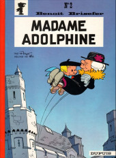 Benoît Brisefer -2a1988a- Madame adolphine